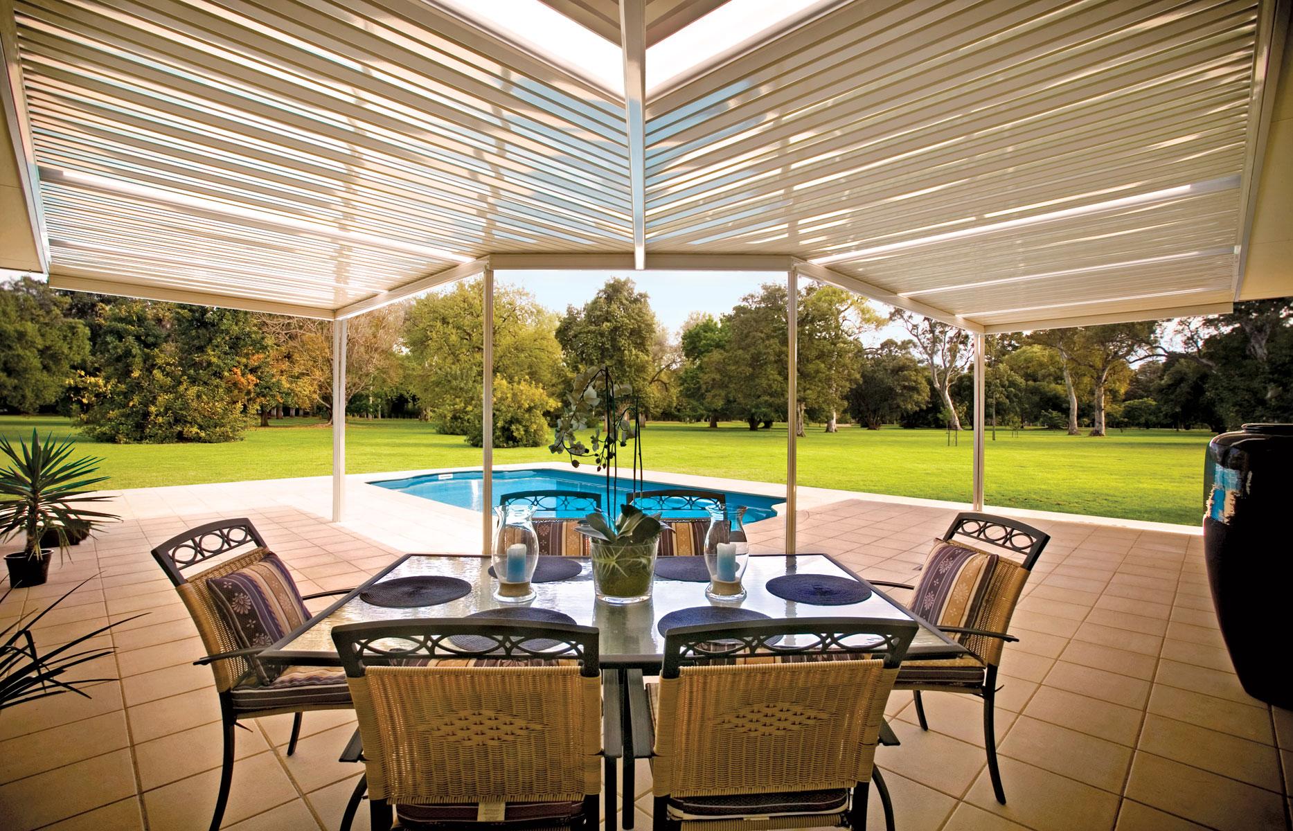 Flat Roof Melbourne Pergolas Carports Geelong