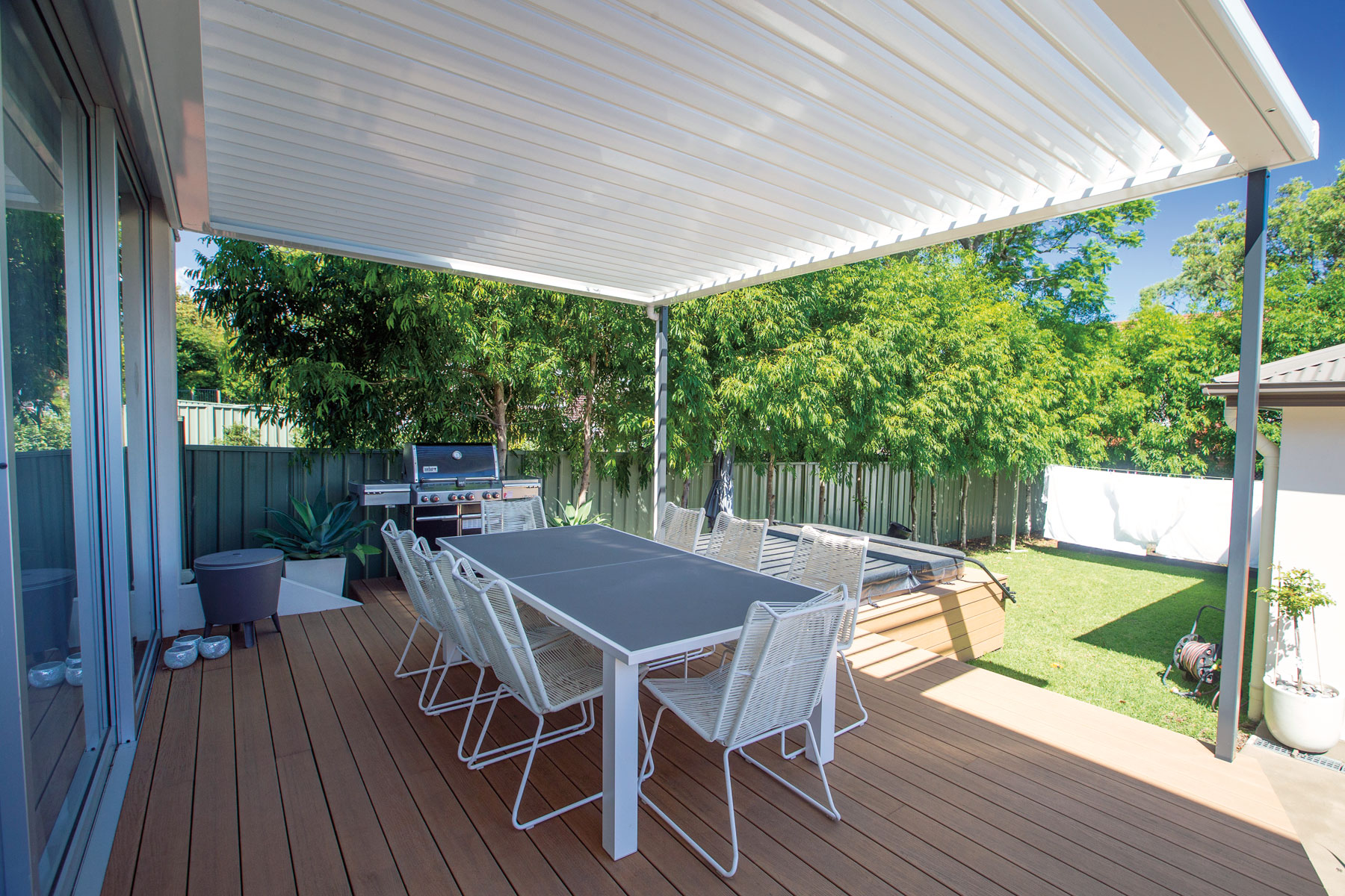 Pergolas Geelong | Melbourne Pergola | Carport | Hoppers