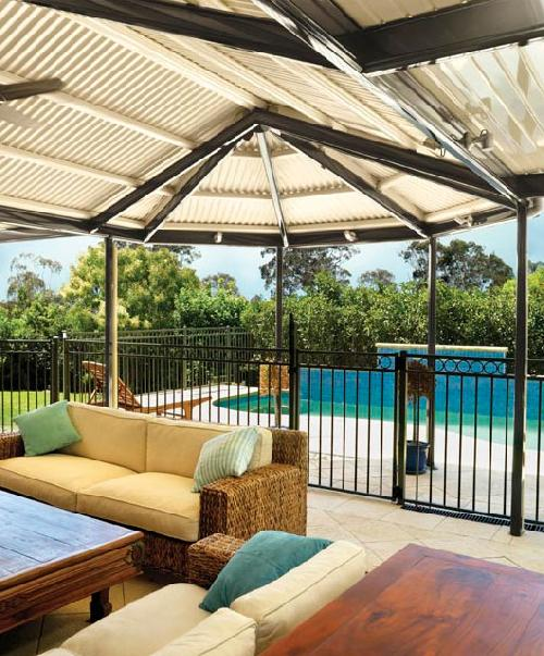 Gazebo And Hip End Verandah Melbourne Geelong Werribee