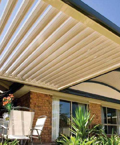 Pergola Designs Geelong: Outback Sunroof