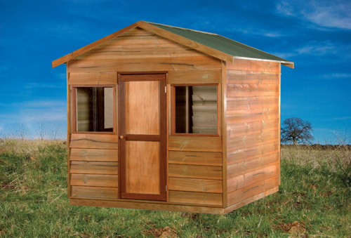 Cubby house houses timber kids geelong melbourne for Design a shed cubbies