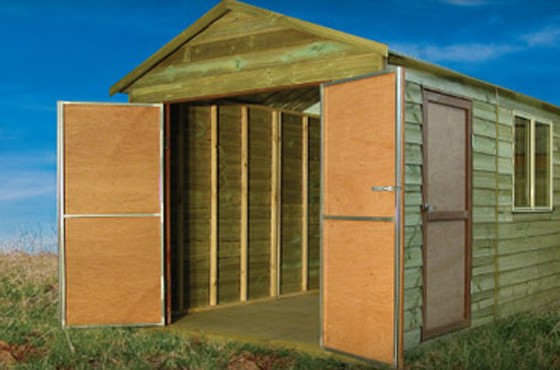 sheds garden shed geelong werribee melbourne timber
